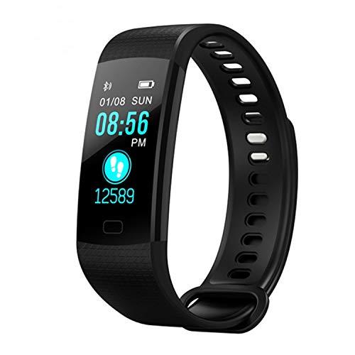 Fitness Tracker e Cardiofrequenzimetro, Smartwatch Fashion IP67 Impermeabile contapassi, Monitor...