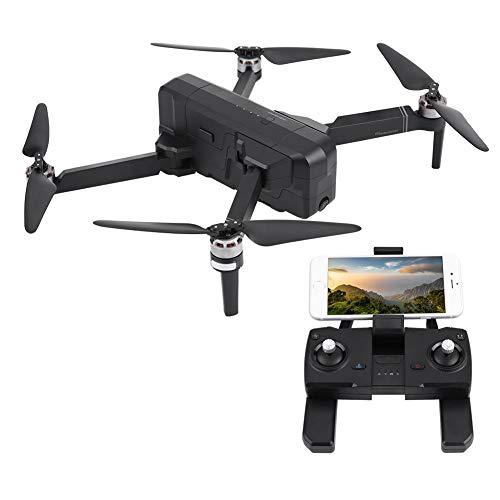 Drone RC, SJRC F11 Quadcopter Telecomando Pieghevole Drone con GPS 1080P 5G HD Telecamera grandangolare