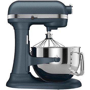 KitchenAid kp26m1xqbs Professional 600 Series 6-Quart Stand Mixer