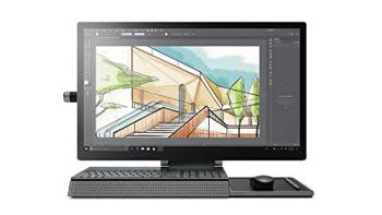"Lenovo Yoga A940-27 AIO - 27"" Touch 4K UHD - i7-8700 - 16GB - 1TB HDD+256GB SSD - Gray"