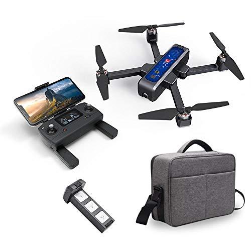 Drone, MJX Bugs Mini Drone 4W Con Videocamera HD Live Video Wifi, 4W Bugs 5G 4K DroneToy Quadcopter Per MJX, Buono Per I Principianti, Posizionamento Globale Del Flusso Ottico Del Motore Brushless