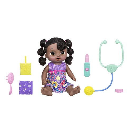Baby Alive Sweet Tears Baby (African...