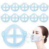 Support Masque 3D[10 PCS] KarDition Masque Support[Lavable réutilisable]...