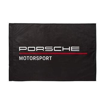Porsche Motorsport Team Flag