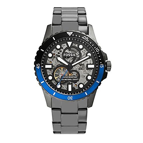 Fossil FB-01 Analog Black Dial Men's Watch-ME3201