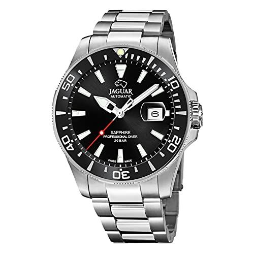 Jaguar Herren Uhr J886/3 Professional Diver Automatik