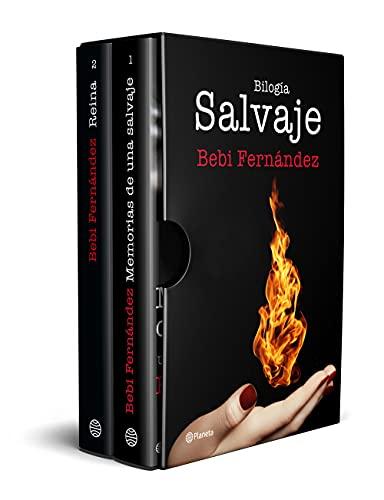 Estuche bilogía Salvaje (Memorias de una salvaje + Reina): Edición limitada