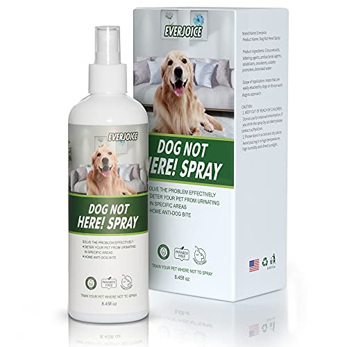 EverJoice Dog Not Here Spray, Training Your Dog...