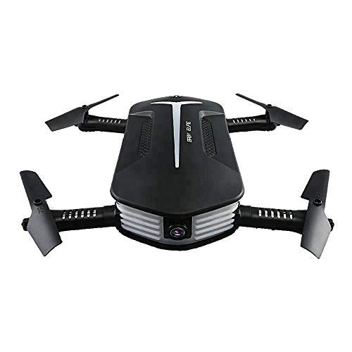 LXWM Drone RC WiFi FPV 720 P Cmara Quadcopter Plegable G-Sensor Mini RC Selfie Air Selfie Drone Fly Drone Helicptero con Cmara HD