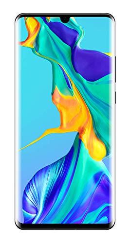 "Huawei P30 Pro 16,4 cm (6.47"") 8 GB 128 GB Ranura híbrida Dual SIM 4G Negro 4200 mAh - Smartphone (16,4 cm (6.47""), 8 GB, 128 GB, 40 MP, Android 9.0, Negro)"
