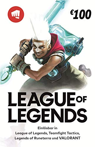 League of Legends €100 Gift Card | Riot Points