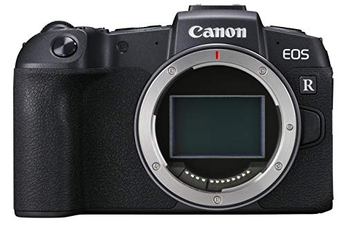 Canon ミラーレス一眼カメラ EOS RP ボディー EOSRP-A