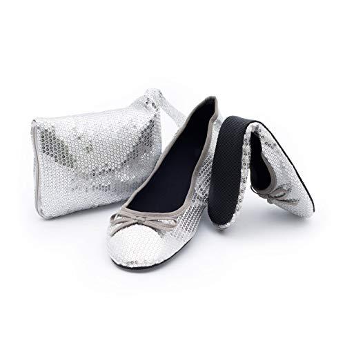 CatMotion Fliters Zapatos Plegables para el Bolso, L (40/41 EU, 6.5/7.5 UK)