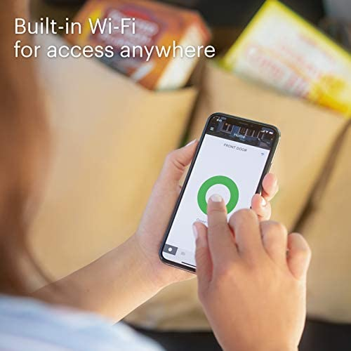 August Wi-Fi, (4th Generation) Smart Lock – Fits Your Existing Deadbolt in Minutes, Matte Black 15