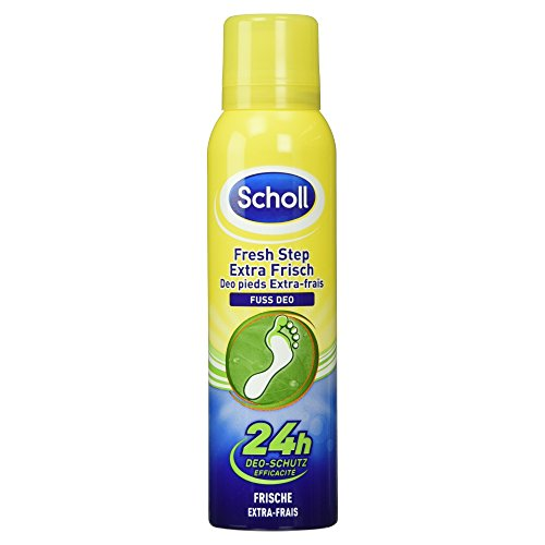Scholl Fresh Step Extra Frisch Fußspray, 1 Pack (1 x 150 ml)