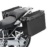 Maletas Aluminio para Honda Africa Twin CRF 1000 L 18-19+ portamaletas ADX70B