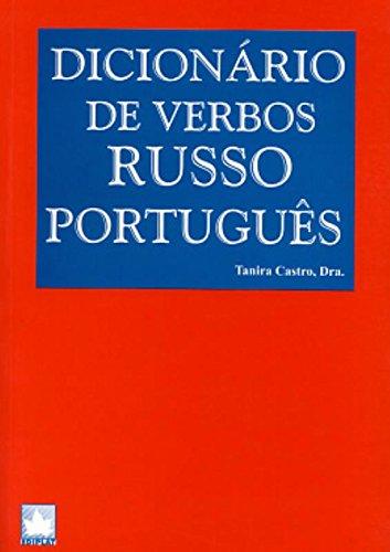 Dicionario De Verbos Russo Portugues