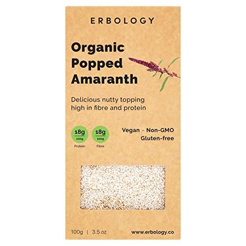 Organic Puffed Amaranth