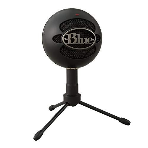 Blue Microphones 1929 Micrófono USB SnowBall ICE, color Negro