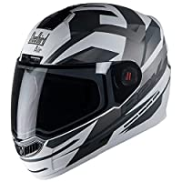ISI Certified Helmet Check size chart in the images before buying helmet and take your head size properly Italian Design Hygienic Interior with Multi pore Quick Release Micro Metric Buckle, High Impact ABS Material Shell. Breathable Padding and Neck ...
