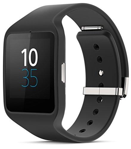 ソニー(SONY) SmartWatch (スマートウォッチ) 3 Bluetooth4.0 リストバンド型活動量計 SWR50-B 【並行輸入品】