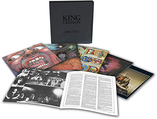 1969 - 1972 (Vinyl Boxed Set Limited Edt. Box 5 Lp)