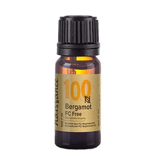 Naissance Bergamotte, furocumarinfrei (Nr. 100) 10ml 100% reines ätherisches Bergamotteöl