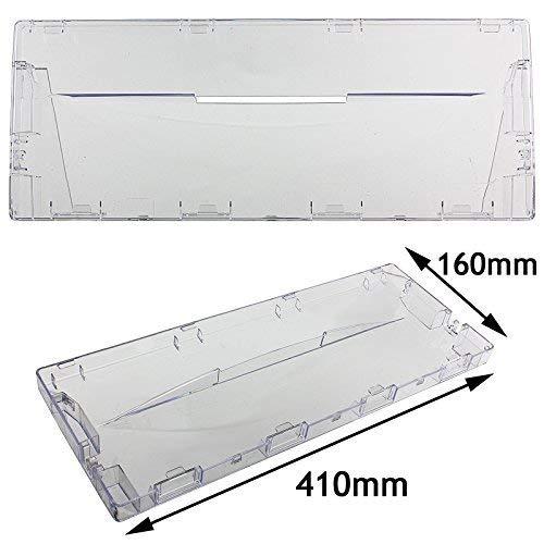 Spares2go Maniglia Frontale in plastica con ribaltina per congelatore frigo Hotpoint RFA52