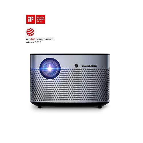 XGIMI H2 Smart Vidoprojecteur 1080P ,4K Compatible, 1350ANSI LM, Harman/Kardon Haut-parleurs Intgr,...