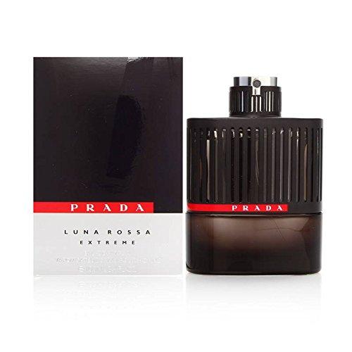 Prada Luna Rossa Extreme Pour Homme Eau de Parfum Spray, 3.4 Fluid Ounce