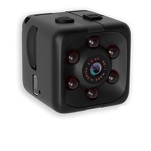 1080P HD Mini Videocamera Sportiva DV Action Cam con Visione Notturna/Rilevamento del Movimento/Obiettivo Grandangolare 140 °