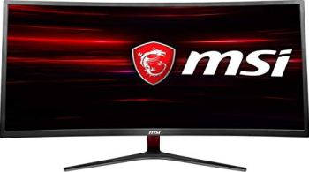 MSI Non-Glare Ultrawide 21: 9 Screen 8ms 3440 X 1440 100Hz Freesync 3K Resolution 34' Curved Gaming Monitor (Optix MAG341CQ)