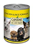 Canidae All Life Stages Wet Dog Food, Chicken and Rice, 13oz