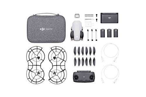 Product Image 8: DJI Mavic Mini Foldable FlyCam Drone Fly More Combo with 2.7k HD Video 12MP Photo, 3-Axis Gimbal, 249g, 30 Minutes Flight Time with Extreme SD Card and More