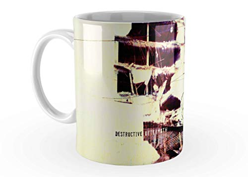 Caneca Deadman Wonderland Bad 325Ml Interior E Alça Branca