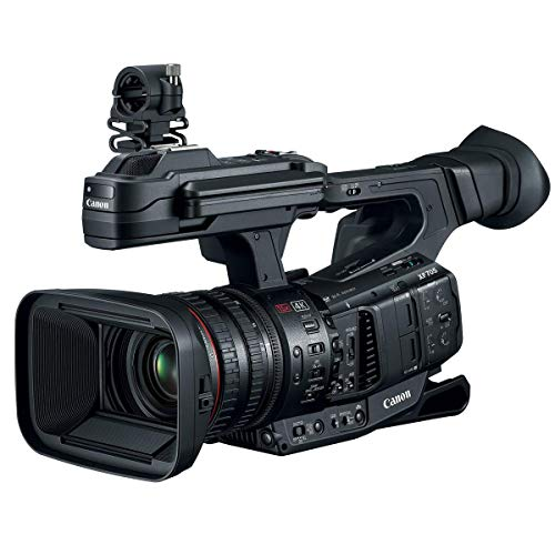 Canon XF705 4K UHD 10-bit Professional Camcorder with HDMI 2.0 Output, 15x Optical Zoom