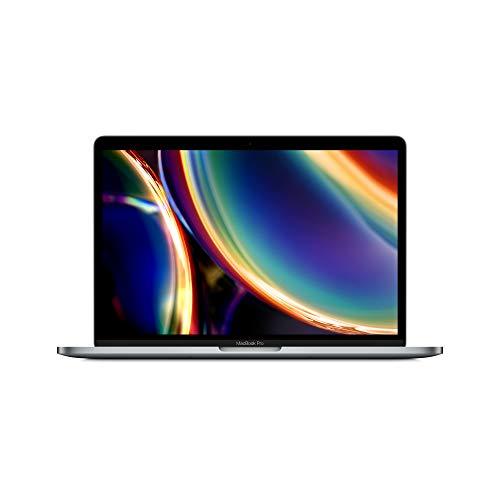 最新モデル Apple MacBook Pro (13インチPro, 16GB RAM, 512GB SSDストレージ, Magic Keyboard) - スペース...