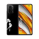 "POCO F3 5G - Smartphone 6+128GB, 6,67"" 120 Hz AMOLED DotDisplay, Snapdragon 870, cámara triple de..."