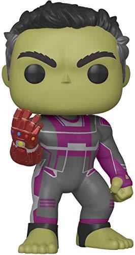 Funko Pop! Marvel: Avengers Endgame - 6' Hulk with Gauntlet