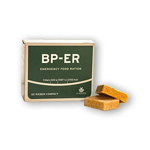 Compact Rieber BP ER Elite Emergency Food Unidad de 500 Gram