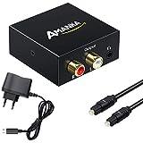 AMANKA Convertisseur Audio numérique DAC Convertisseur Audio Numérique vers...