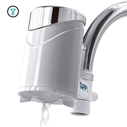 TAPP Water TAPP 1 - Sistema de Filtración para grifo - Filtra cloro, sedimentos, oxido, nitratos,...