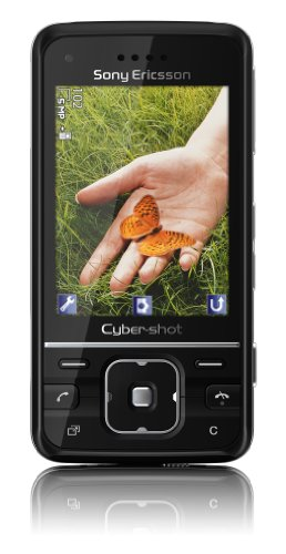 Sony Ericsson C903 Cellulare (5 MP, GPS, TV-Out, Radio FM), colore: lacquer black (Importato da...