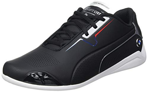 PUMA BMW MMS Drift Cat 8, Zapatillas Unisex Adulto, Negro Black, 40.5 EU