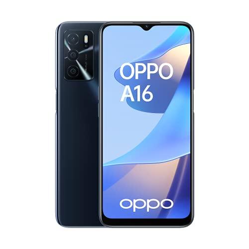 OPPO A16-4GB + 64GB, Mediatek Helio G35, 5000 mAh, 10W, Crystal...