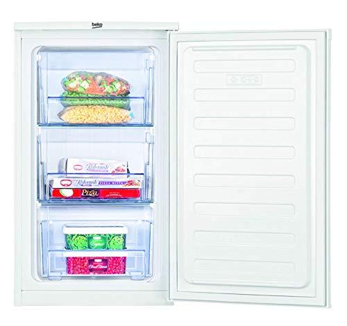 Beko FS166020 congelatore Libera installazione Verticale Bianco 65 L A+