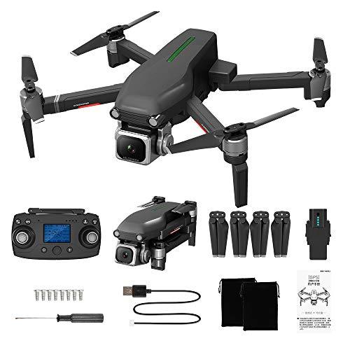 Drone giocattolo volante GPS RC Drone X1-S PRO Quadcopter 5G WiFi FPV 4K HD ESC Fotocamera ESC senza elicottero 25 minuti Tempo di volo VS F11 SG906