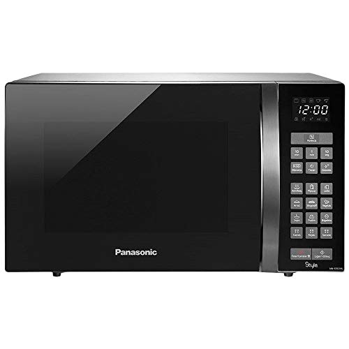 Micro-ondas 32lt Nn-st67hsrun 900w 127v Panasonic Inox 110v