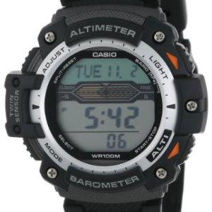 Casio Men's Twin Sensor Multi-Function Digital Sport Watch 32