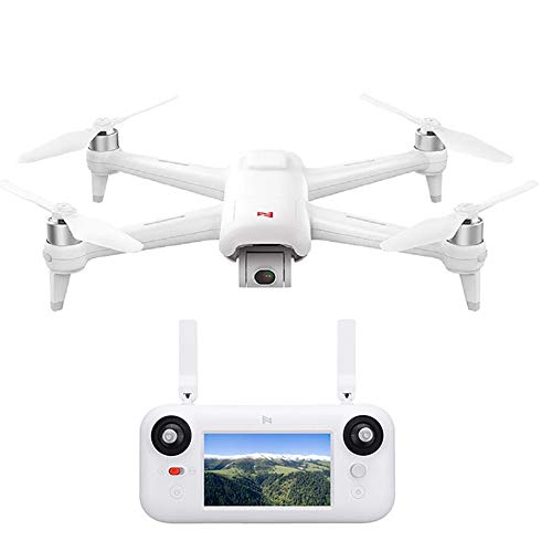 DishyKooker FIMI A3 1KM FPV con Camera cardanica a Due Assi 1080P GPS GPS Drone Quadcopter RTF